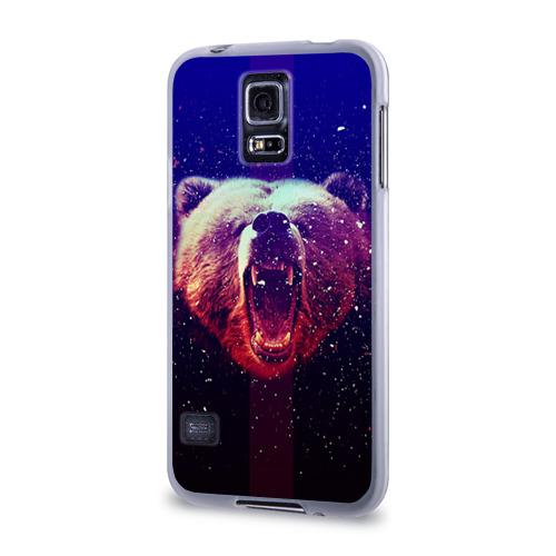 Чехол для Samsung Galaxy S5 силиконовый  Фото 03, BearRoarrr