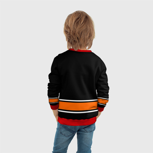 Детский свитшот 3D Anaheim Ducks Selanne Фото 01