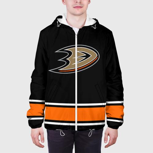 Мужская куртка 3D  Фото 04, Anaheim Ducks Selanne