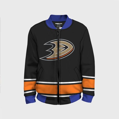 Детский бомбер 3D Anaheim Ducks Selanne