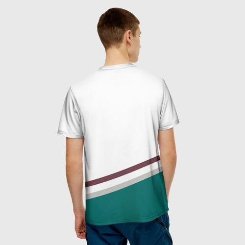 Мужская футболка 3D Anaheim Ducks Selanne Фото 01