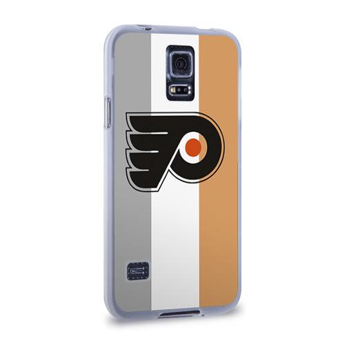 Чехол для Samsung Galaxy S5 силиконовый  Фото 02, Philadelphia Flyers