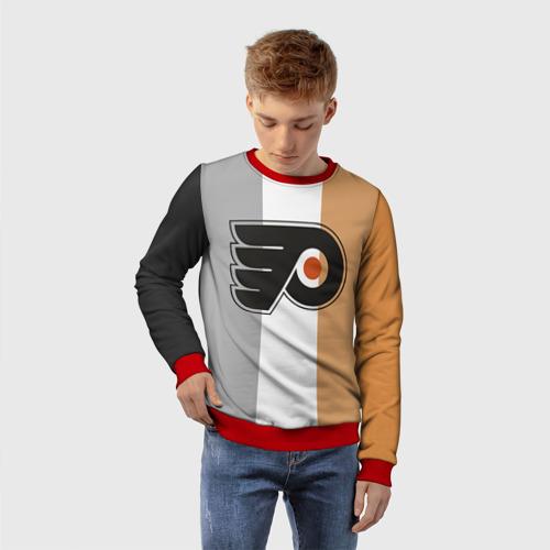 Детский свитшот 3D Philadelphia Flyers Фото 01
