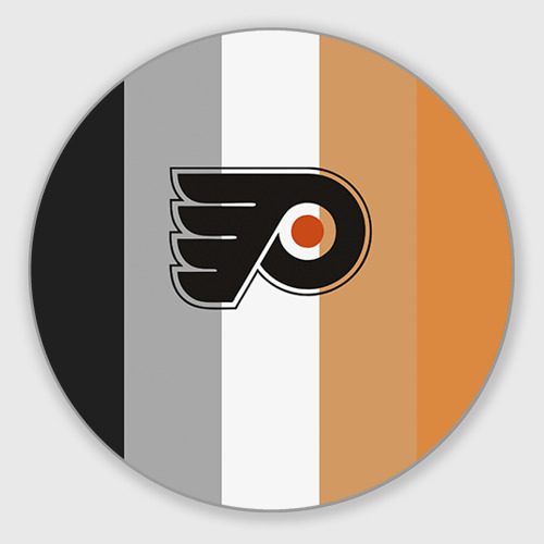 Коврик для мышки круглый Philadelphia Flyers Фото 01