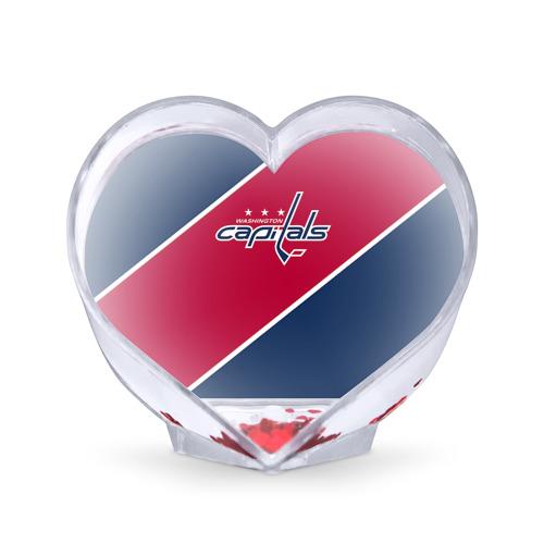 Сувенир Сердце Washington capitals от Всемайки
