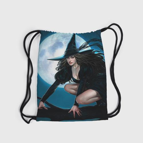 Рюкзак-мешок 3D  Фото 04, Ведьма