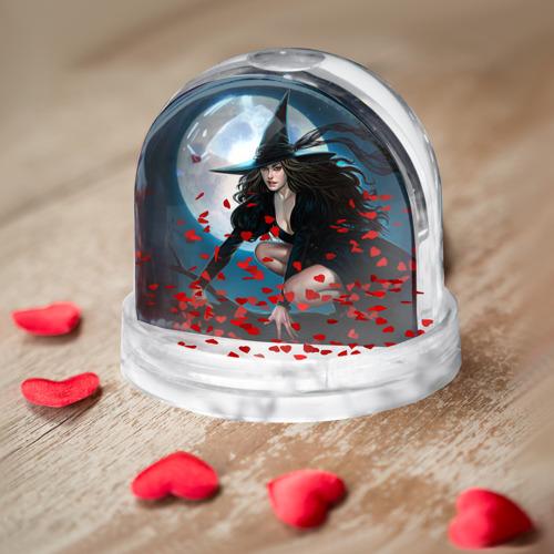 Водяной шар  Фото 03, Ведьма
