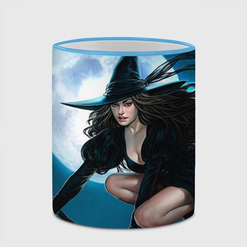 Кружка с полной запечаткой  Фото 03, Ведьма