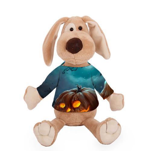 Собачка в футболке  Фото 01, Тыква