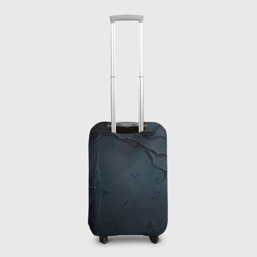 Чехол для чемодана 3D  Фото 02, Тыква