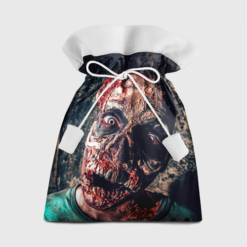 Подарочный 3D мешок Зомби