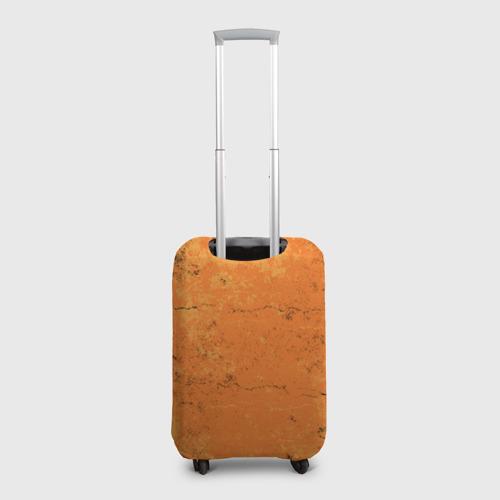 Чехол для чемодана 3D  Фото 02, Девушка. Сахарный череп