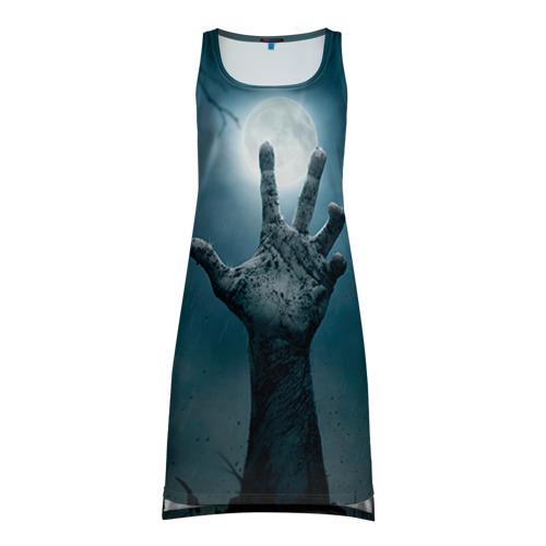 Платье-майка 3D Рука