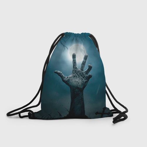 Рюкзак-мешок 3D  Фото 01, Рука