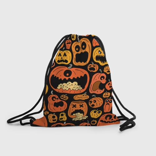 Рюкзак-мешок 3D  Фото 01, Тыковки