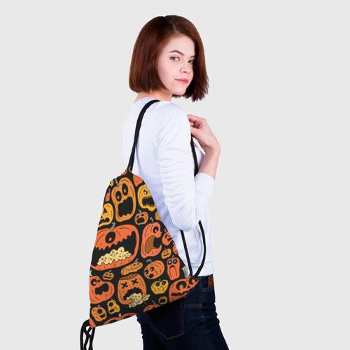 Рюкзак-мешок 3D  Фото 02, Тыковки
