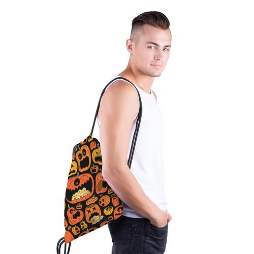 Рюкзак-мешок 3D  Фото 03, Тыковки