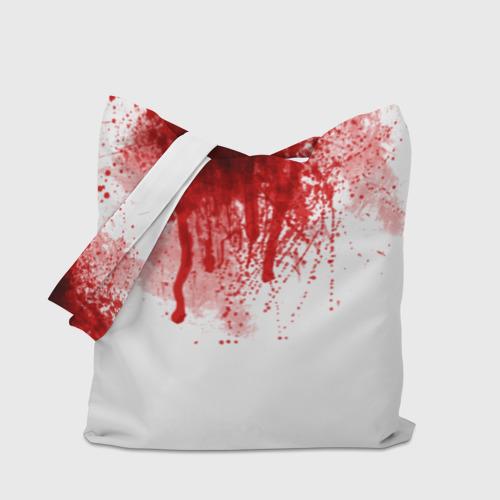 Сумка 3D повседневная  Фото 04, Кровь