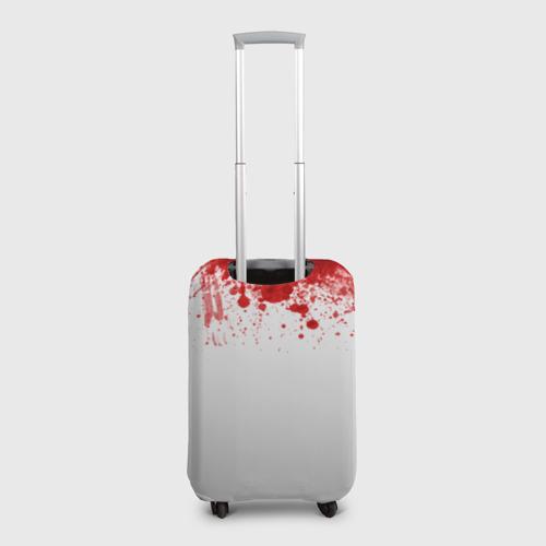 Чехол для чемодана 3D Кровь Фото 01