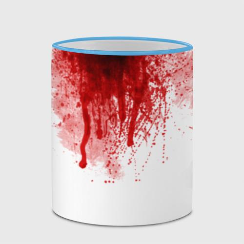 Кружка с полной запечаткой  Фото 03, Кровь