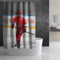 Путин хоккеист