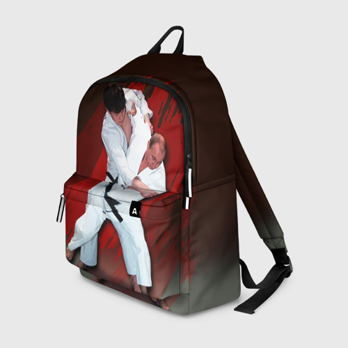 Рюкзак 3D Дзюдо One фото