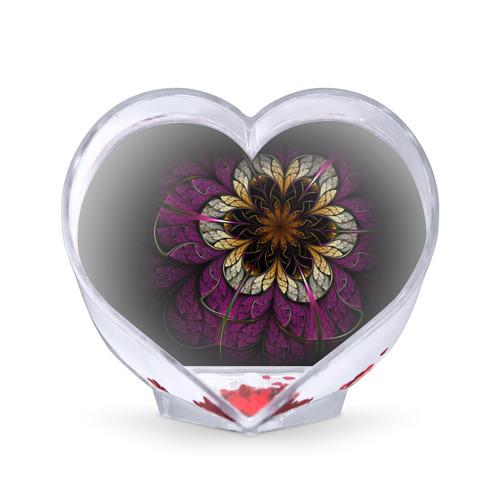 Сувенир Сердце Сувенир Сердце Цветочная абстракция от Всемайки