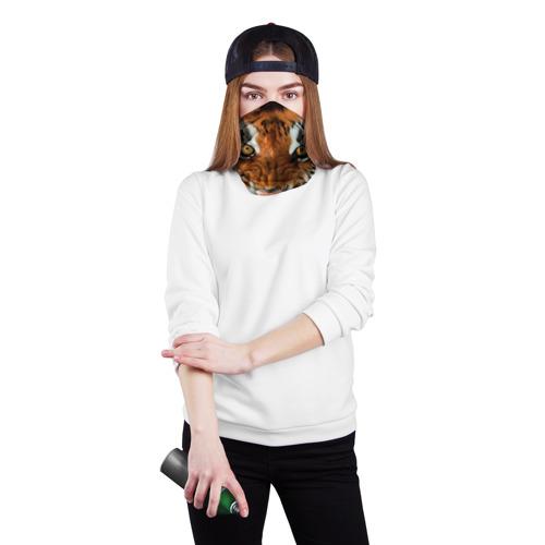 Бандана-труба 3D Тигр Фото 01