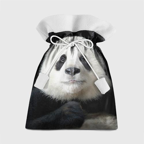 Подарочный 3D мешок Панда