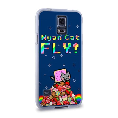 Чехол для Samsung Galaxy S5 силиконовый  Фото 02, Интернет Мем 1
