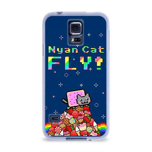 Чехол для Samsung Galaxy S5 силиконовый  Фото 01, Интернет Мем 1