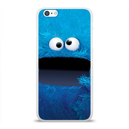 Чехол для Apple iPhone 6Plus/6SPlus силиконовый глянцевый  Фото 01, Плюшевый Мем