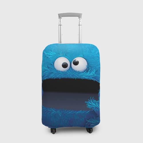 Чехол для чемодана 3D Плюшевый Мем Фото 01