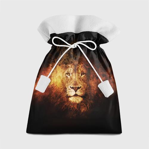 Подарочный 3D мешок Лев