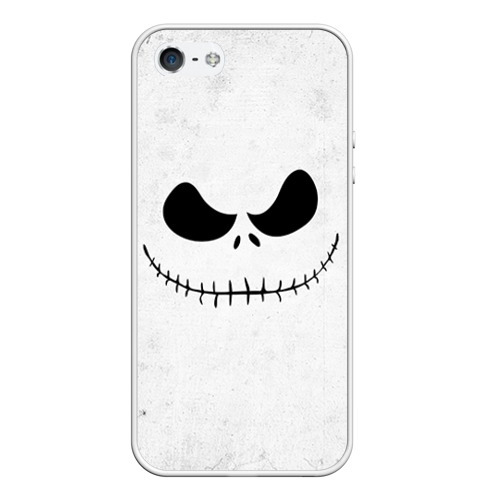 Чехол силиконовый для Телефон Apple iPhone 5/5S Джек повелитель тыкв от Всемайки
