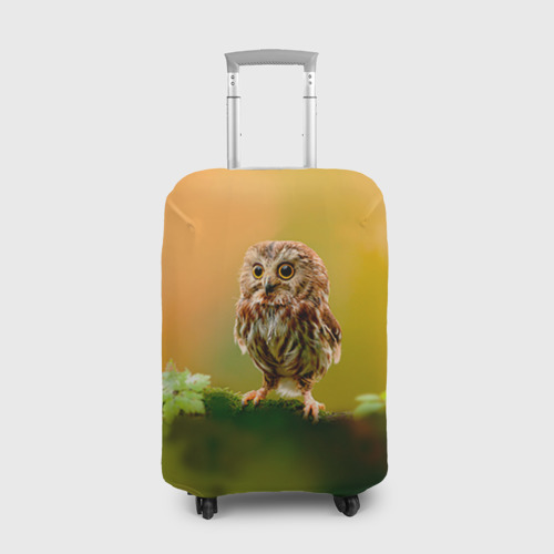 Чехол для чемодана 3D  Фото 01, Одинокий страж