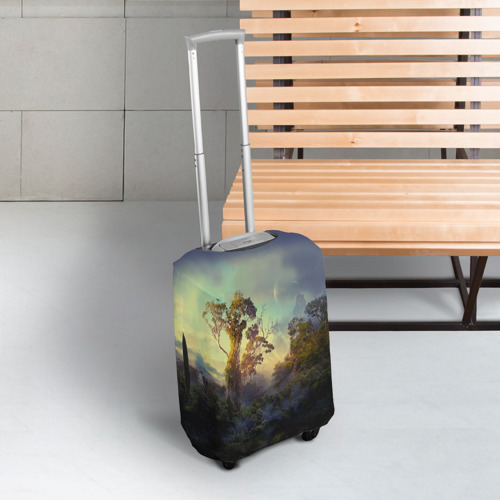 Чехол для чемодана 3D  Фото 03, Природа