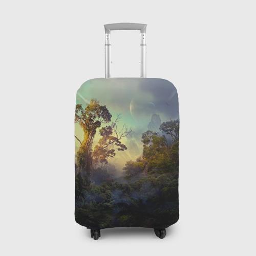 Чехол для чемодана 3D  Фото 01, Природа