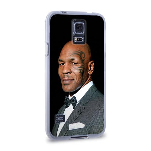 Чехол для Samsung Galaxy S5 силиконовый  Фото 02, Тайсон