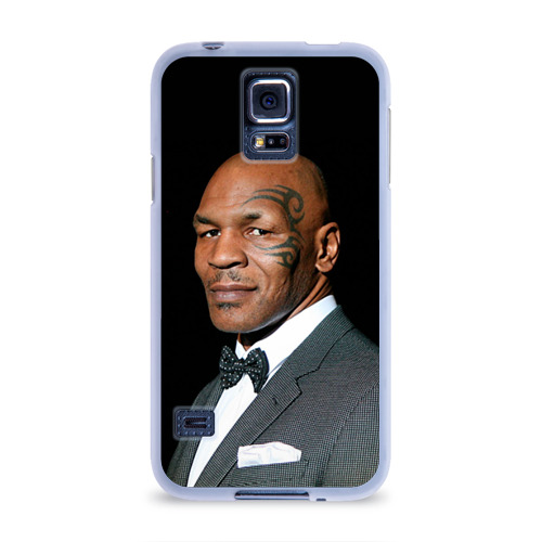Чехол для Samsung Galaxy S5 силиконовый  Фото 01, Тайсон