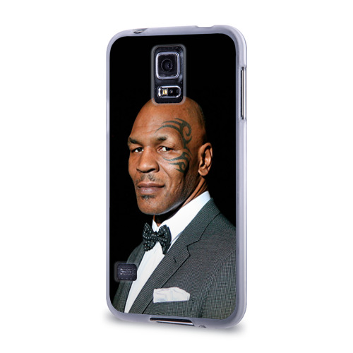 Чехол для Samsung Galaxy S5 силиконовый  Фото 03, Тайсон
