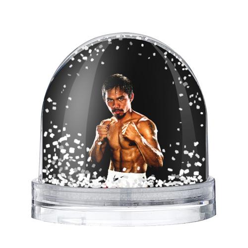 Водяной шар со снегом Менни Пакьяо
