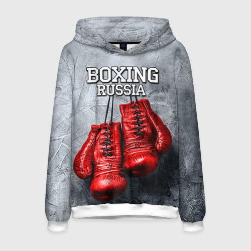Мужская толстовка 3D Boxing от Всемайки