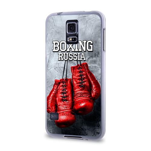 Чехол для Samsung Galaxy S5 силиконовый  Фото 03, Boxing