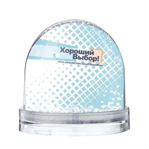 Водяной шар со снегом GoodChoiceShow