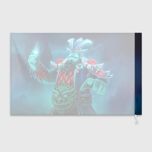 Флаг 3D  Фото 02, Storm Spirit