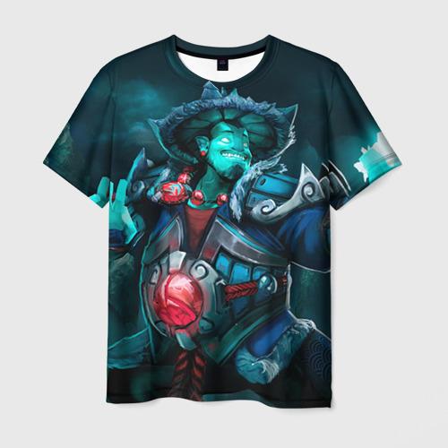 Мужская футболка 3D Storm Spirit Фото 01
