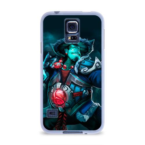 Чехол для Samsung Galaxy S5 силиконовый  Фото 01, Storm Spirit