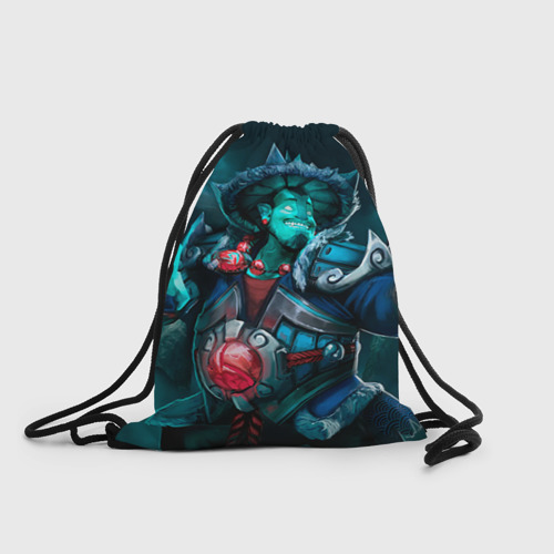 Рюкзак-мешок 3D Storm Spirit Фото 01