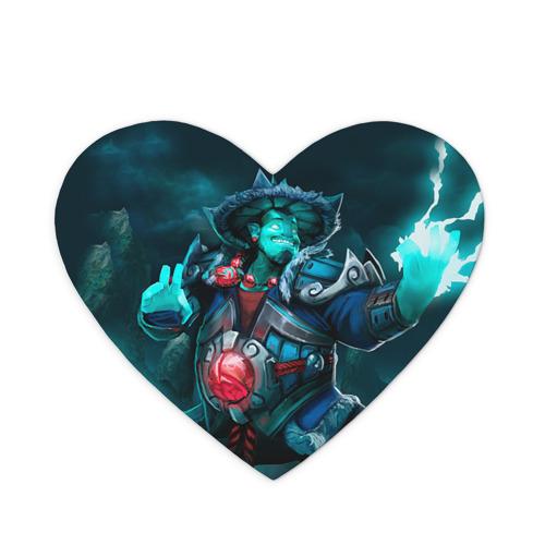 Коврик сердце  Фото 01, Storm Spirit